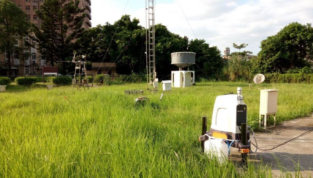 ZephIR Lidar Smartec National Taiwan University